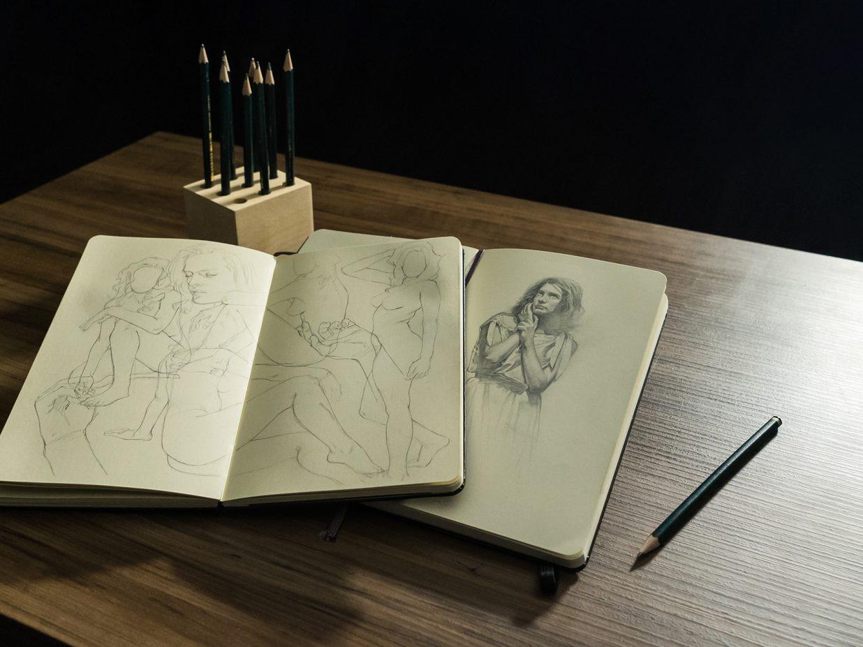 Curso Atelier de Figura Humana