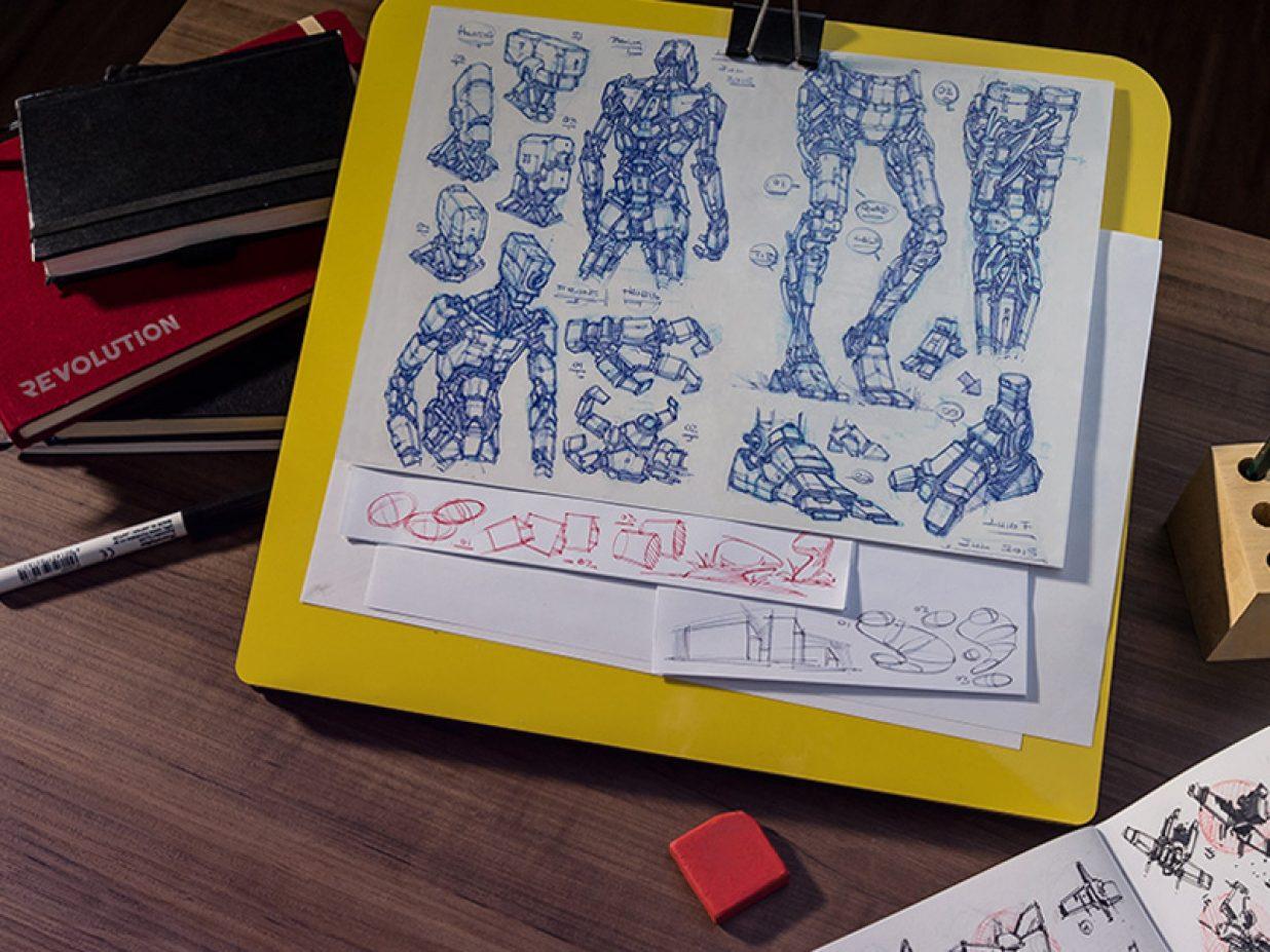 Fundamentos de Desenho 2
