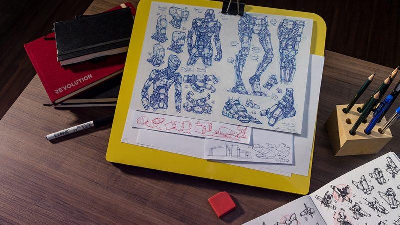Fundamentos de Desenho 1