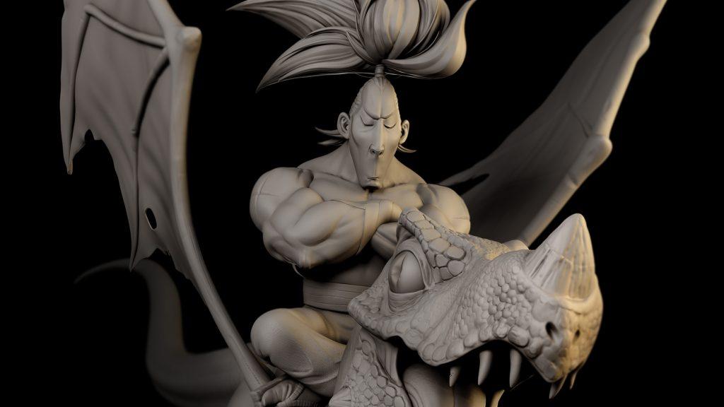 Curso Modelagem 3D no Zbrush Curitiba