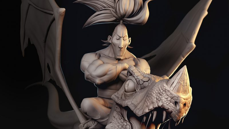 Curso Fundamentos do Zbrush Online