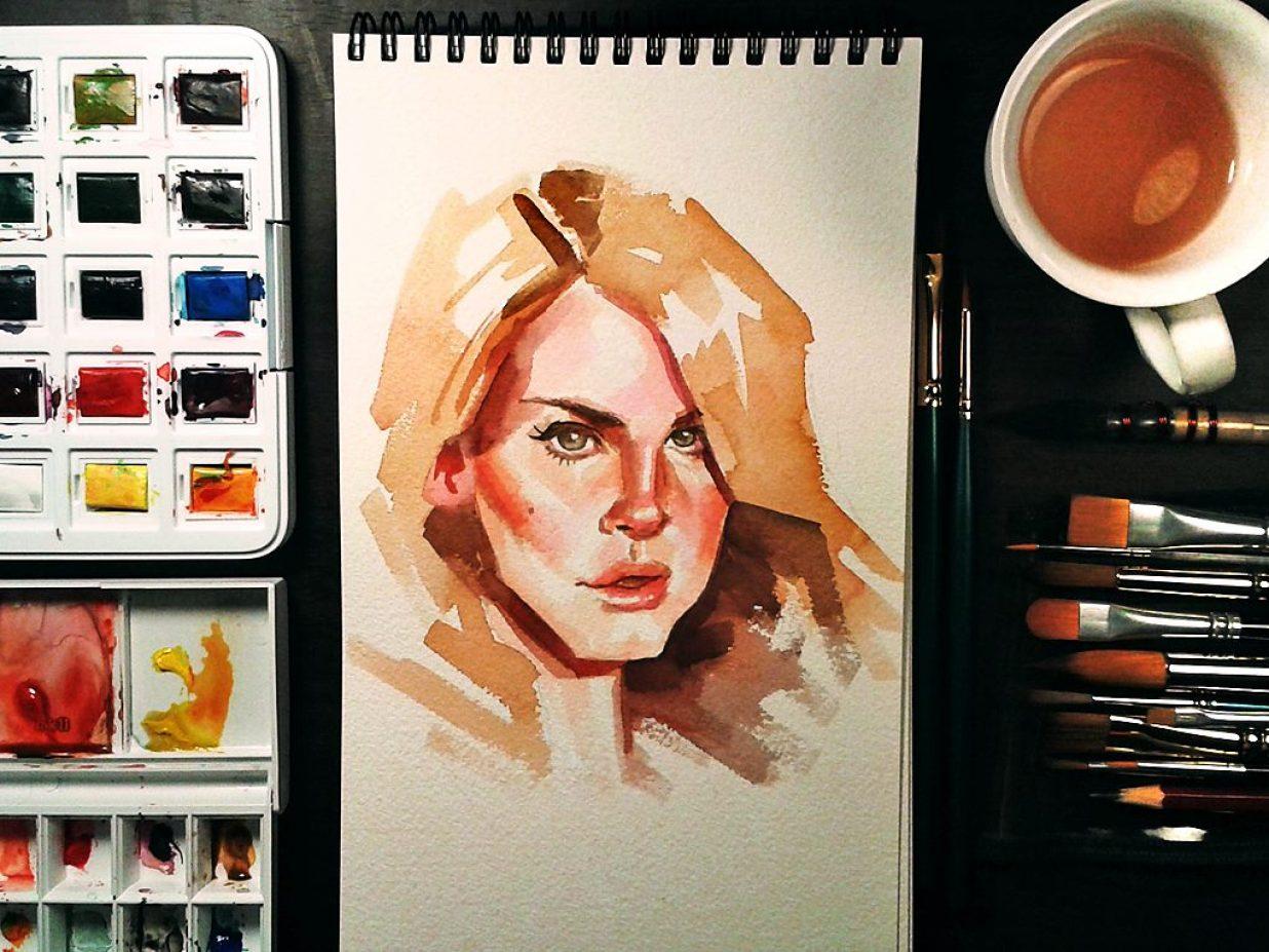 Curso Atelier de Pintura em Aquarela