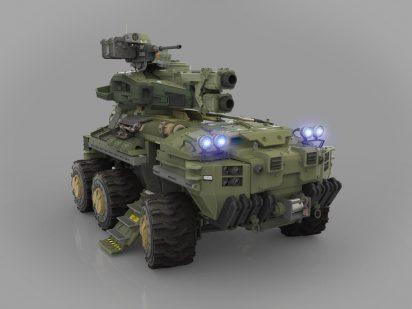 Curso de Modelagem de Carros 3D no ZBrush