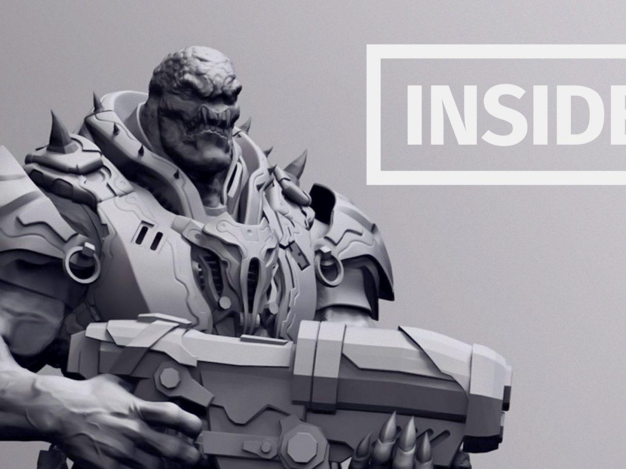 INSIDE Sci-Fi Suits