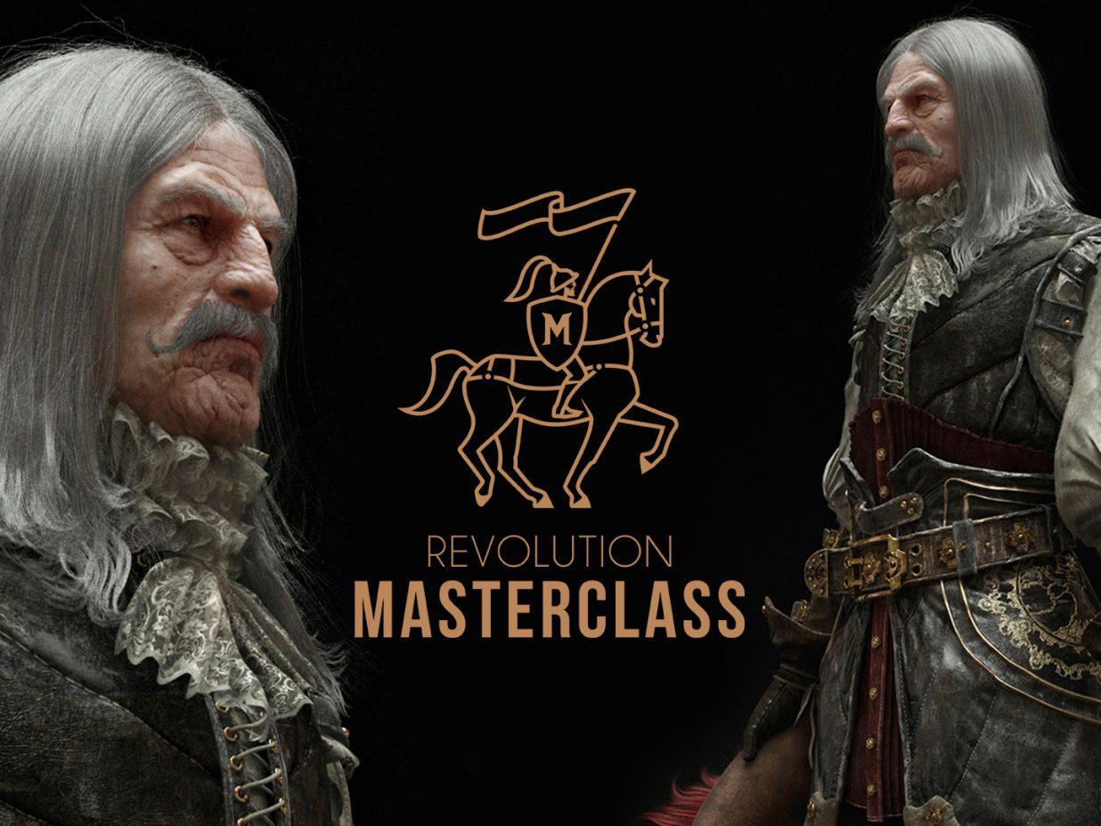 Masterclass | Criação de Personagens para Games com Igor Catto