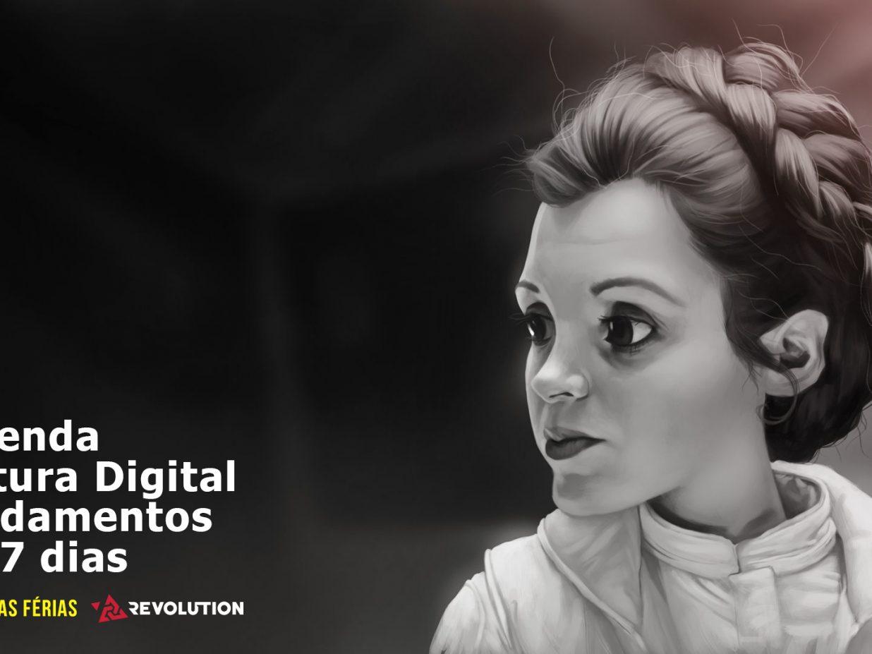 Curso de Férias: Introdução à Pintura Digital