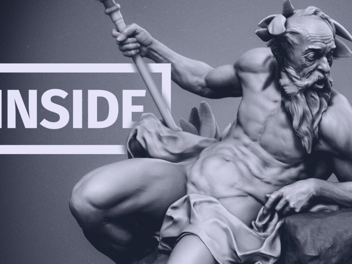 INSIDE Esculturas Clássicas
