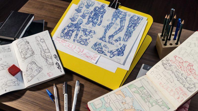 Curso Online de Fundamentos de Desenho
