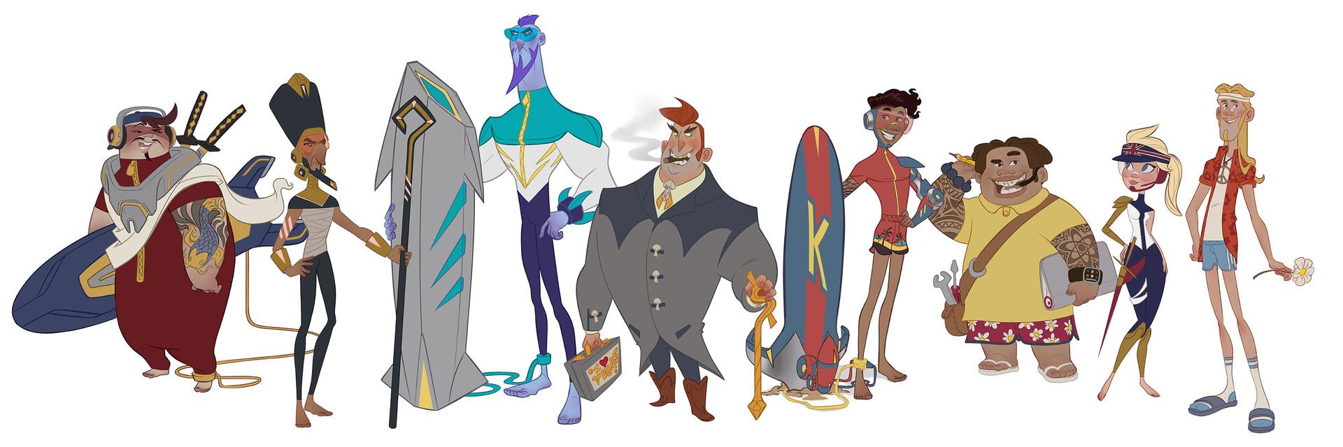 rodrigo-wolff-big-waves-all-characters