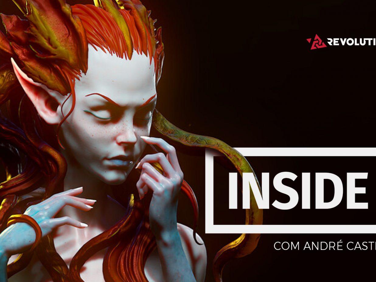 INSIDE Criaturas Sinistras com André Castro